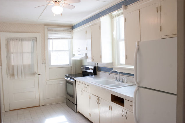 Farmhouse kitchen Daniel & Associates Real Estate Warrenville, IL
