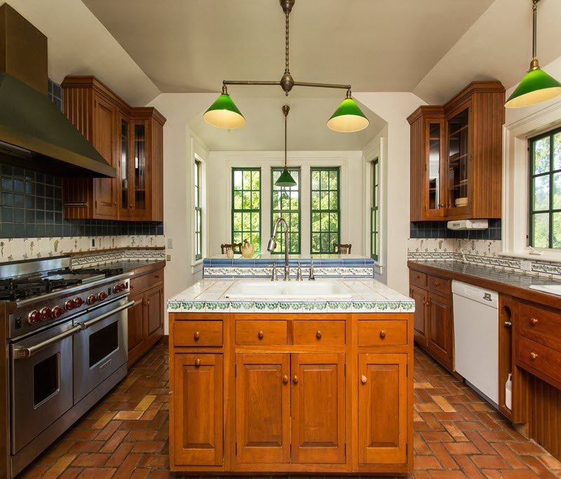 Farmhouse kitchen in Daley Farm for sale