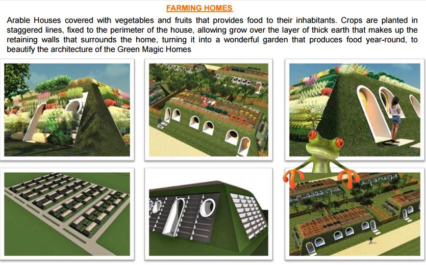Farming Homes