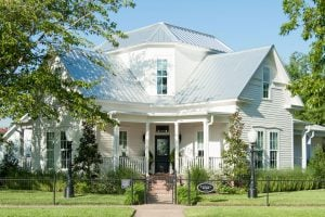 Fixer Upper Magnolia House designed by Chip and Joanna Gaines is a popular vacation destination.