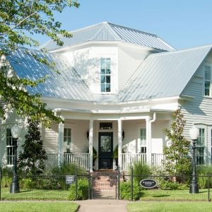Fixer Upper Magnolia House designed by Chip and Joanna Gaines is a popular vacation destination