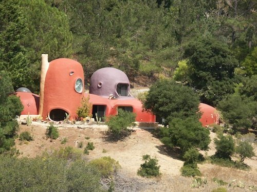The famous Flintstone House for sale in Hillsboroughs CA - Curbed SF