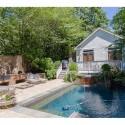 Perfect Backyard Oasis In This Atlanta Georgia Home