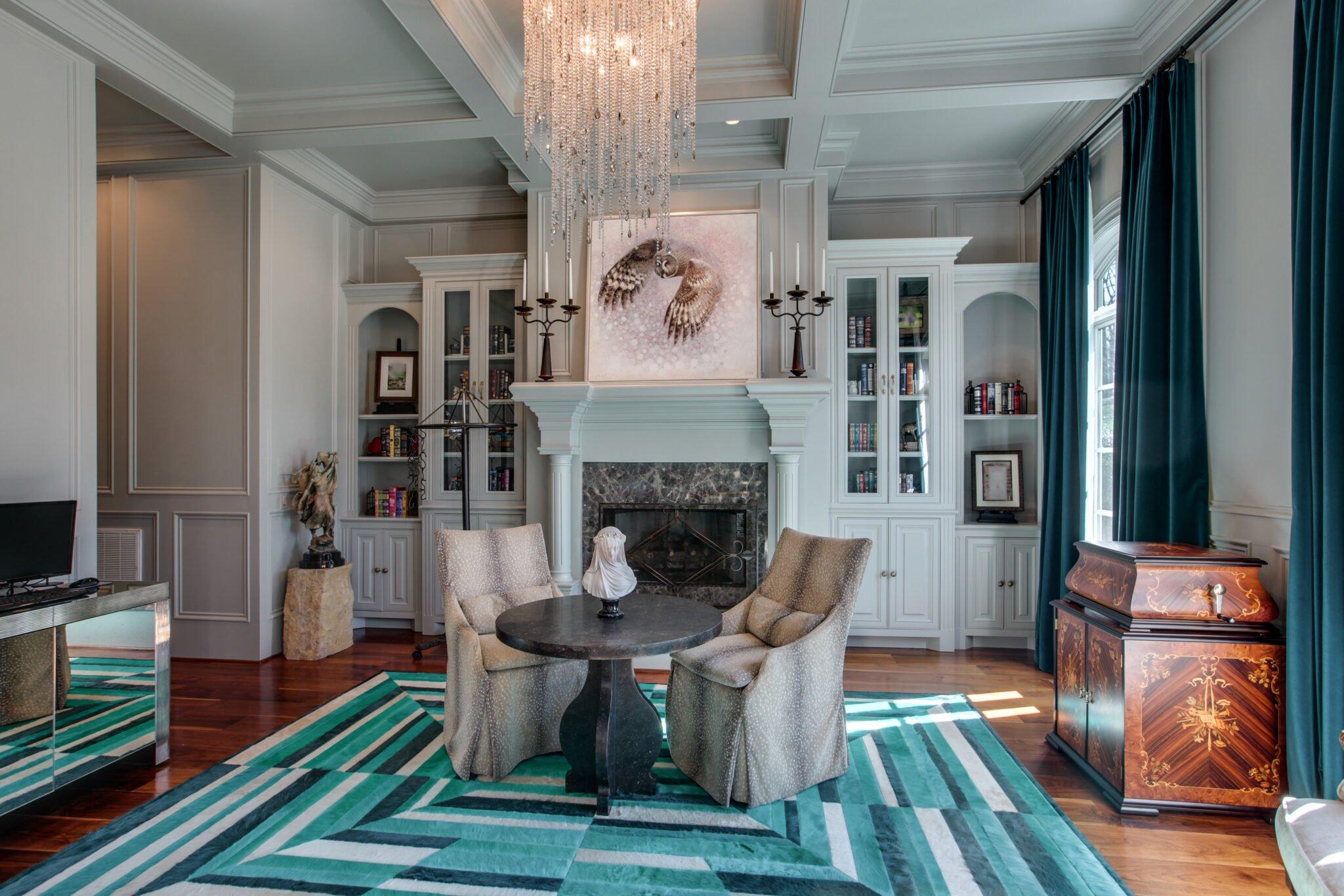 Formal; Living Room