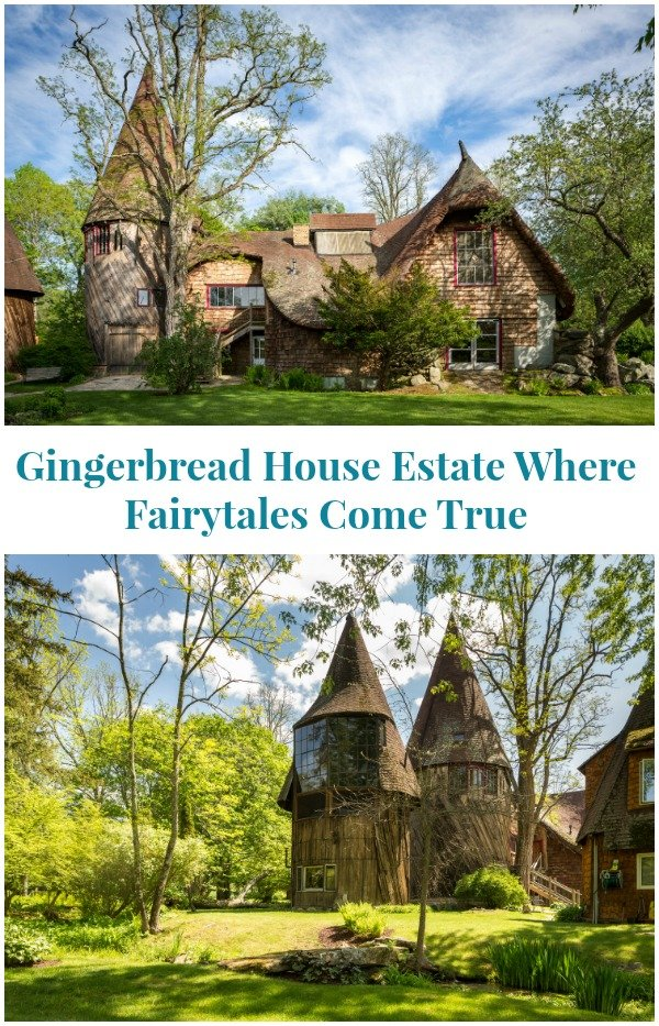 Gingerbread House Estate Where Fairytales Come True
