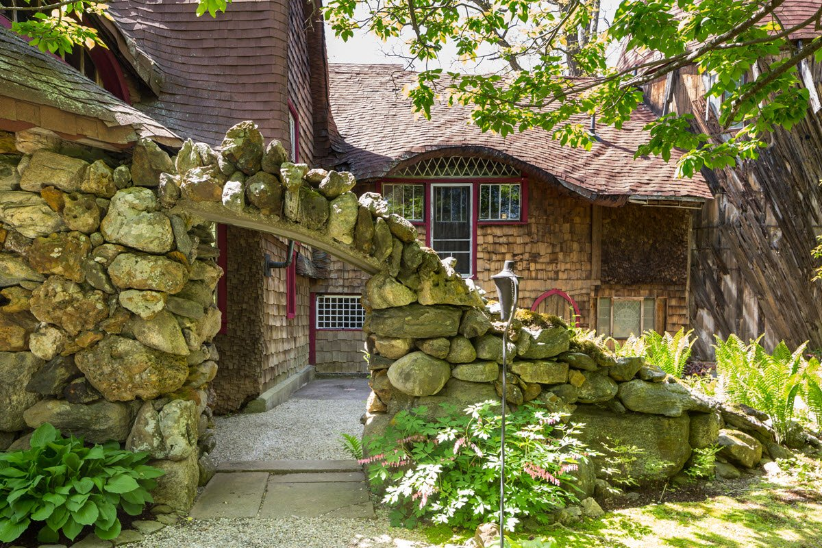 Gingerbread House Estate is magical fairy tale living