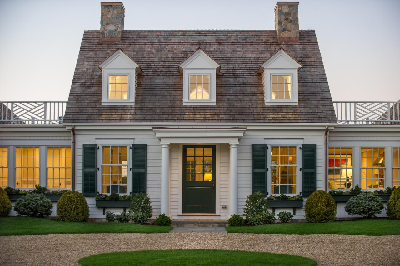 HGTV Dream Home is this beautiful Cape Cod