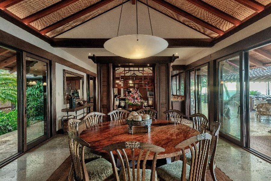 Hawaii Beach House for sale - dining room