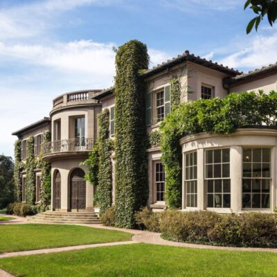 Historic Owlwood Estate in LA sold
