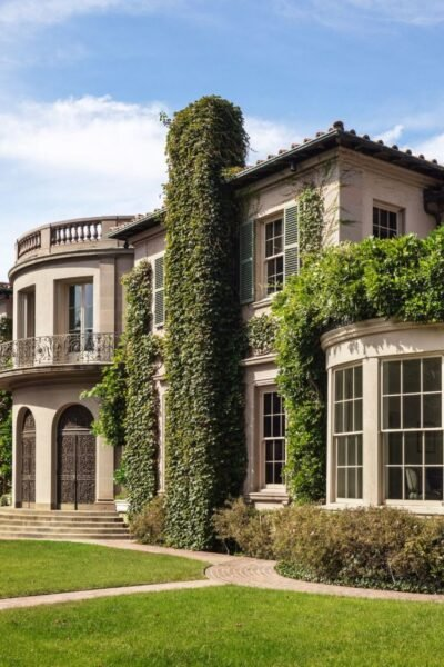 Historic Owlwood Estate in LA sold