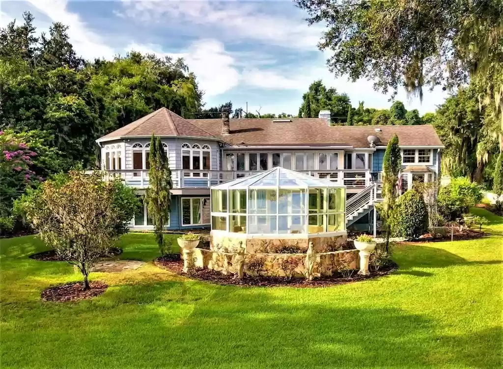 Mount Dora FL Home For Sale Is Full Of Storybook Charm