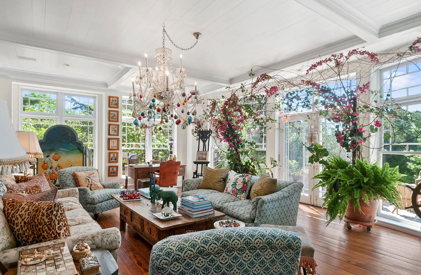 Inside Christie Brinkley's Tower Hill Hamptons Home