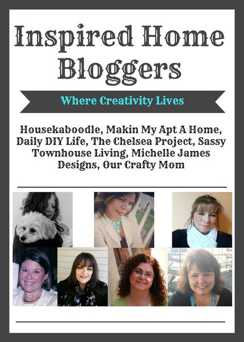 Inspired Home Bloggers