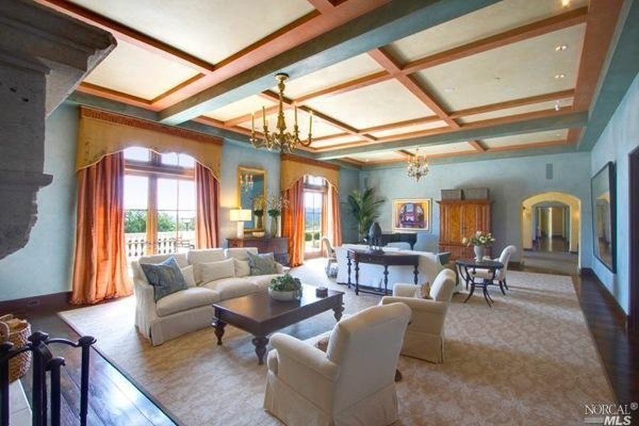 interior photo robin williams home for sale - Robin Williams Houses