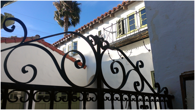 Iron gate 27 year long remodel home