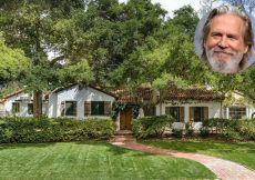 JEFF BRIDGES MONTECITO HOUSE ON THE MARKET