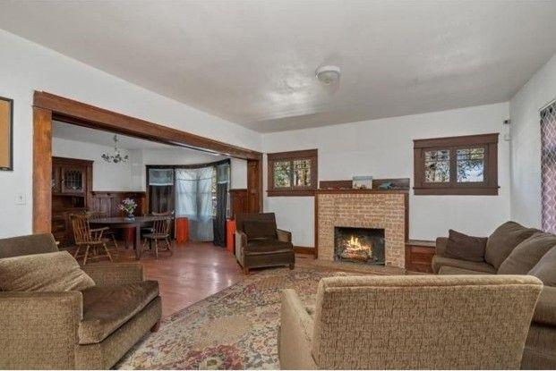 Living room - Judy Garland Childhood home