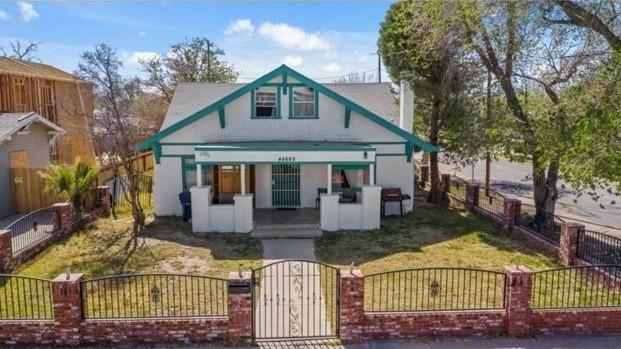 Judy Garland's Childhood Home in California