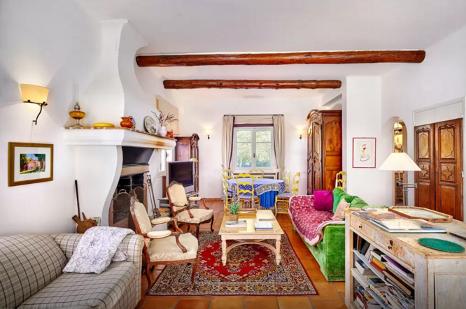Marvelous Julia Childs House For Rent In France