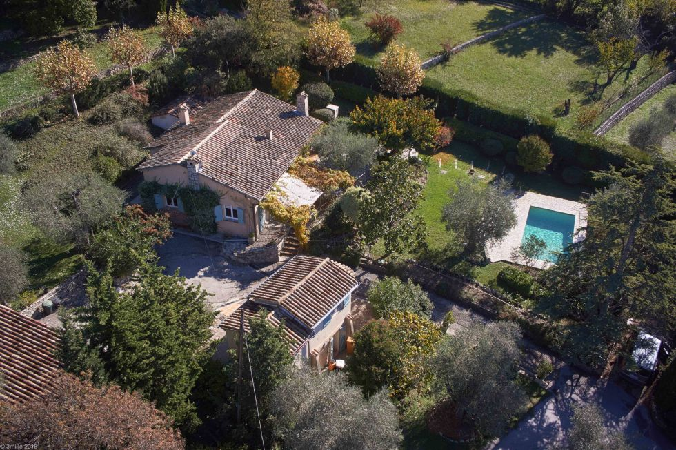 Julia Childs House in France for rent