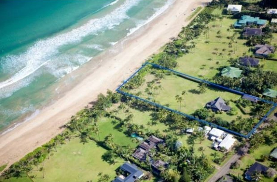 Julia Roberts home and property in Hawaii called The Faye Estate is for sale - come see the property