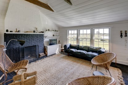 Julianne Moore Listing her Adorable Montauk Cottage