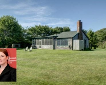 Julianne Moore Selling Her Tiny Montauk Cottage