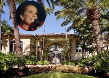 Kathy Lee Gifford home in Key Largo FL for sale is a masterpiece with panoramic views of the ocean
