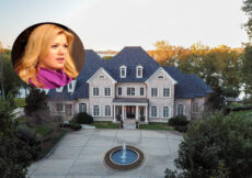 Kelly Clarkson house in Tennessee for sale