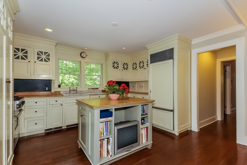 Custom Kitchen in this lovely home for sale at 5 Garden Rd Weston Connecticut