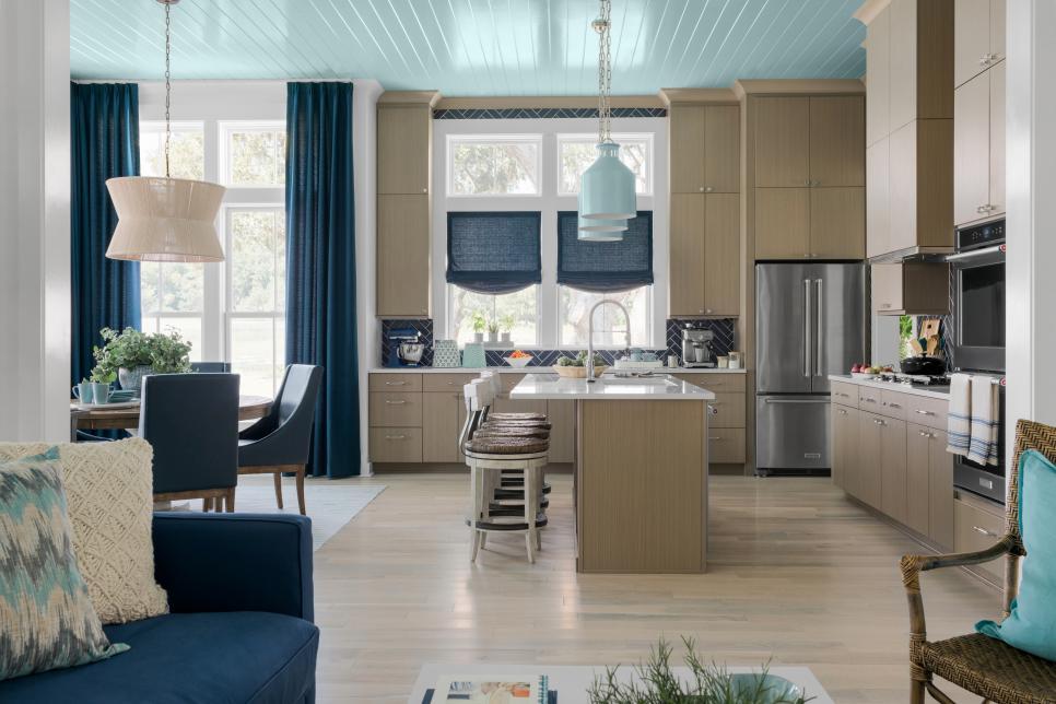 HGTV Dreamhome kitchen
