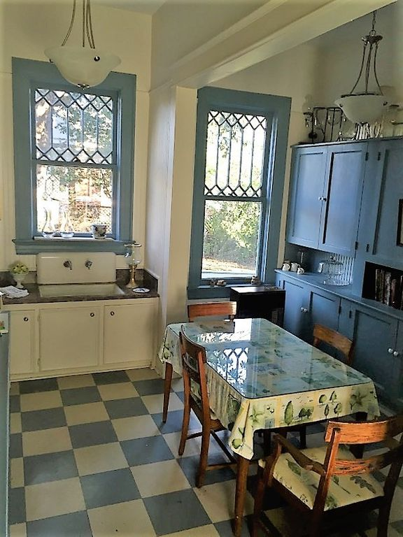 Kitchen inside the real Skeeter's House from The Help movie