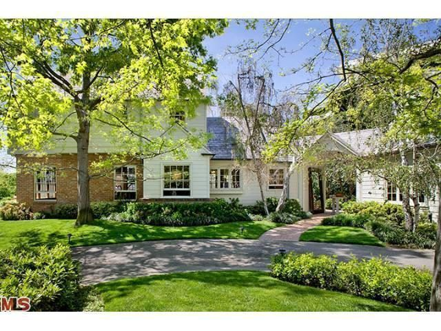 HarrisonFord Gerard Colford House in Brentwood was for sale
