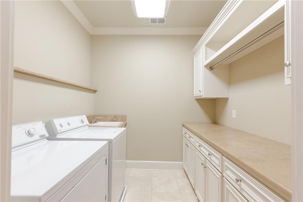 Laundry Room - Craftsman home for sale in Atlanta GA