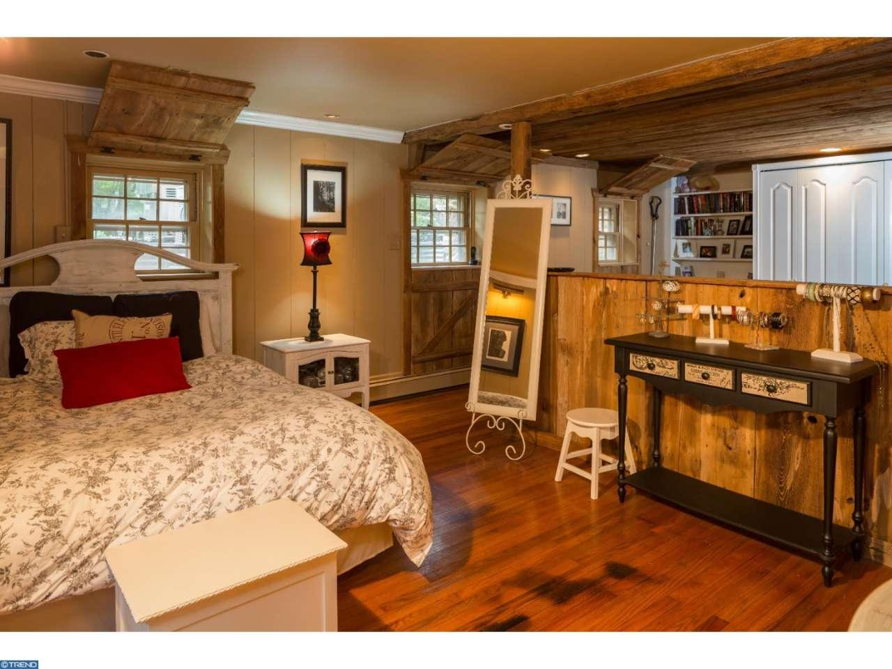 Leap Year Barn 115 Arrons Ave Doylestown PA for sale - bedroom