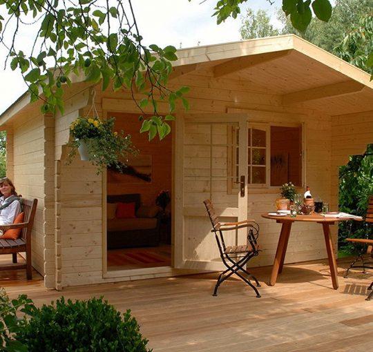 10 Tiny Houses on Amazon to Buy Lillevilla Escape Allwood Kit Cabin