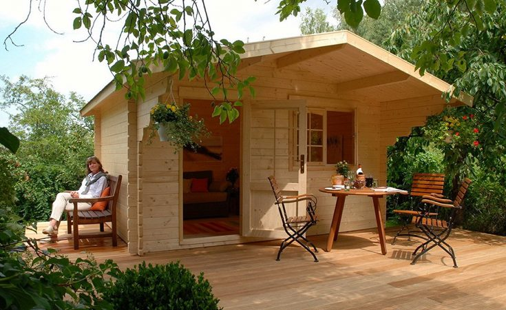 10 Tiny Houses on Amazon to Buy Lillevilla Escape Allwood Kit Cabin