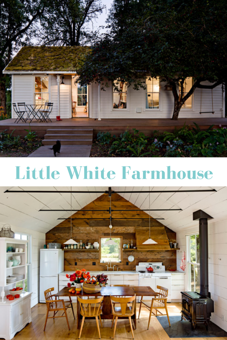 A Remodeled Tiny Farmhouse In Portland Housekaboodle