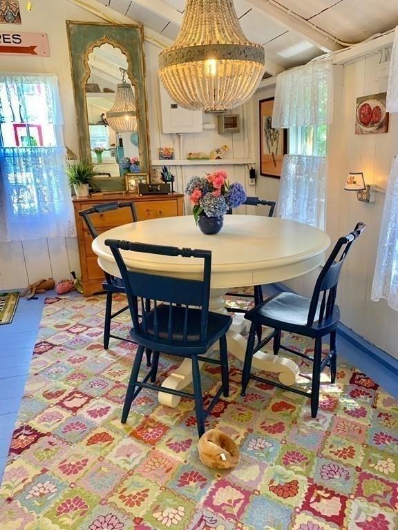 Martha Vineyard Cottage for sale - Dining Room 19 Butler Ave Oak Bluff, MA