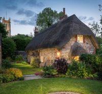 Magical Storybook Faerie Door Cottage