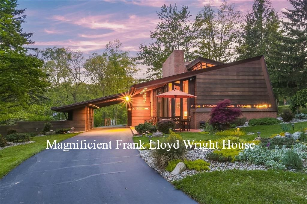 Small Frank Lloyd Wright House Is A Hidden Gem