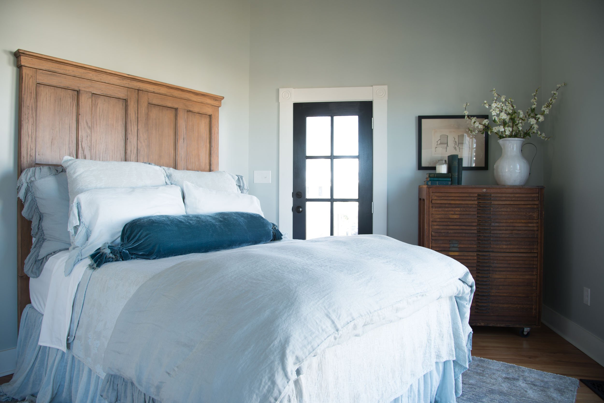 Magnolia House Vacation Rental - one of the cozy bedrooms
