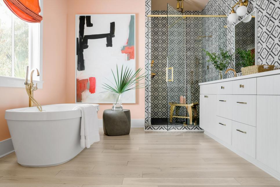 Master Bath - HGTV Dream Home
