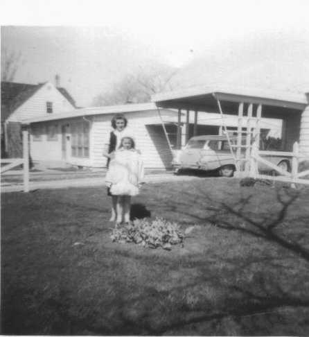 Me and Mom 1962
