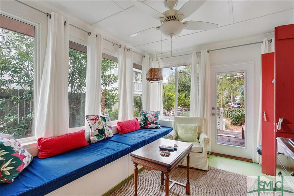 Sunroom included with Mermaid Cottage Castaway for sale