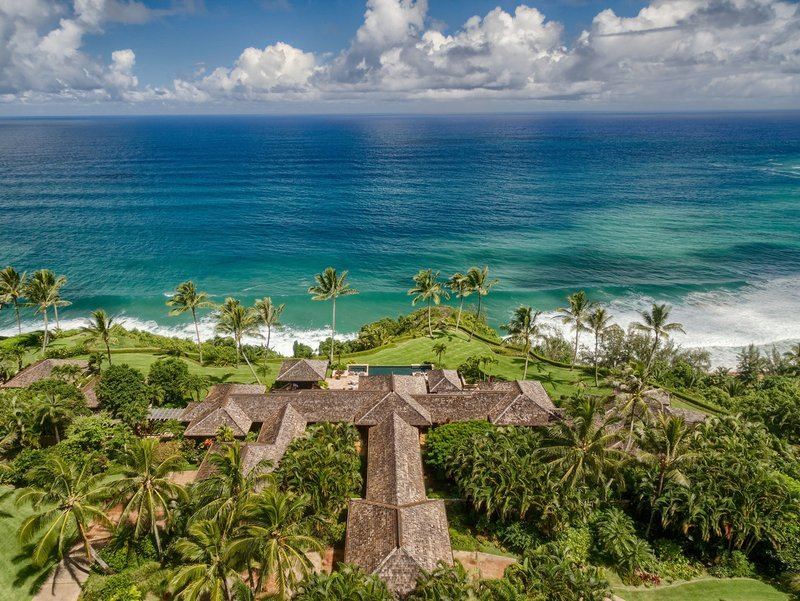 Most expensive beach house in Hawaii is 70 million with these beautiful views and a private beach