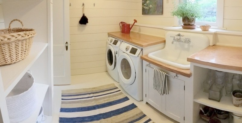 New Laundry - Cutting room