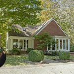 Nicole Kidman and Keith Urban Farmhouse in Tennessee