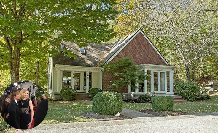 Nicole Kidman and Keith Urban Farmhouse in Tennessee For Sale