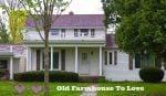 Old Farmhouse Fixer Upper To Love